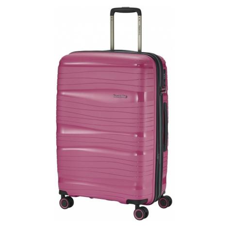 Travelite Cestovní kufr Motion M Rose 71/82 l