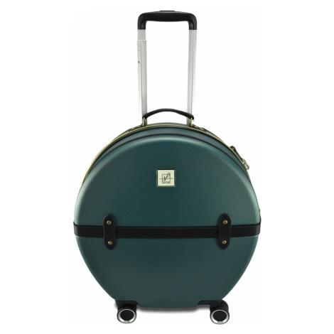 Semiline Unisex's ABS Suitcase P8242-2