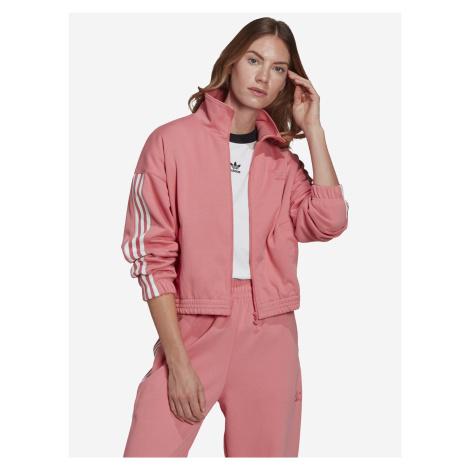Adicolor 3D Trefoil Mikina adidas Originals Růžová