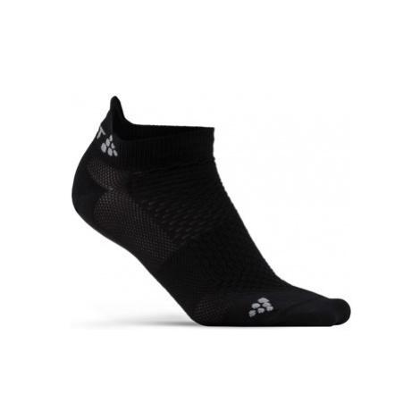 Ponožky CRAFT Shaftless 2-pack černá