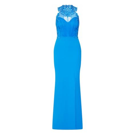 Lipsy Společenské šaty 'HERITAGE' modrá