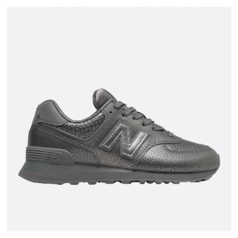Dámské šedé tenisky New Balance WL574SOK