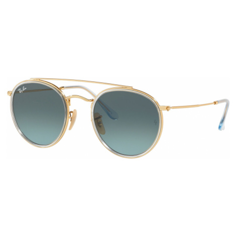 Ray-Ban Round Double Bridge RB3647N 91233M