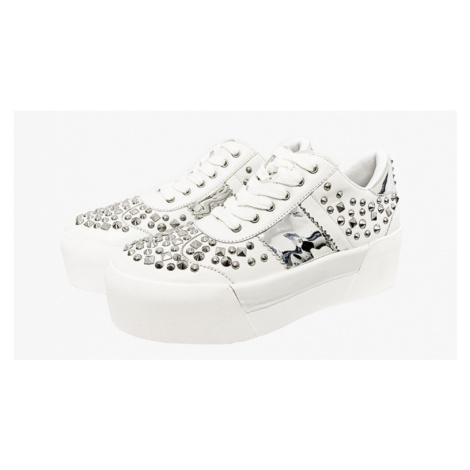 LIU JO Maxy 01 - Lace up White