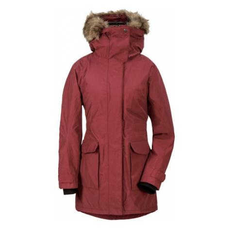 Dámský kabát Didriksons Meja červená Didriksons 1913