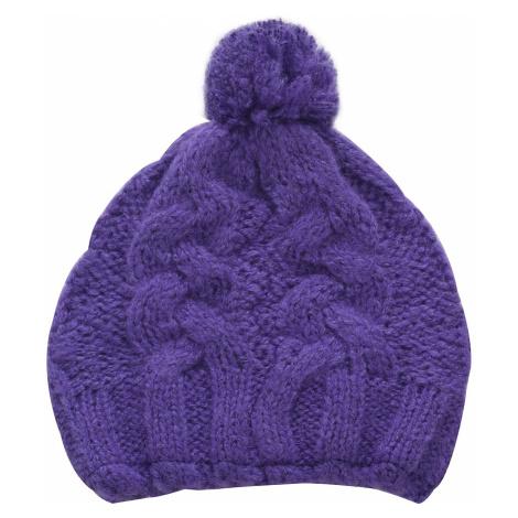Dámská čepice Alpine Pro MANIA - fialová
