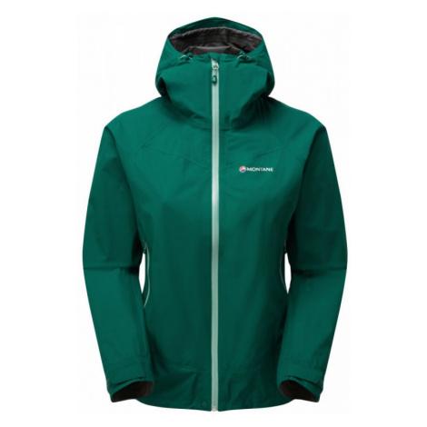 Dámská bunda Montane Fem Pac Plus wakame green
