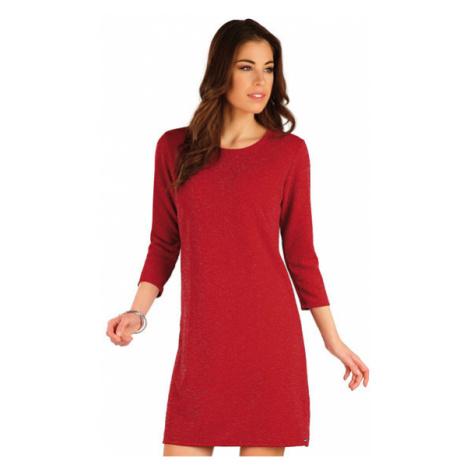Dámské šaty Litex 7A017   červená