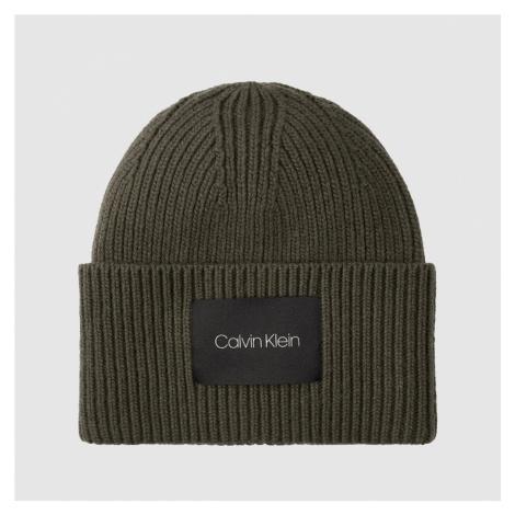 Calvin Klein pánská zelená čepice