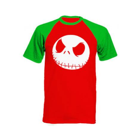 Pánské tričko Baseball Skull