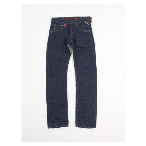 Džíny Replay SB9139 Trousers Modrá