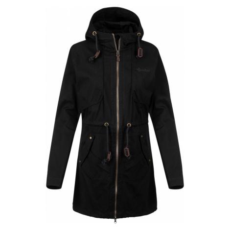 KILPI Dámský kabát PAU-W KL0332KIBLK Černá