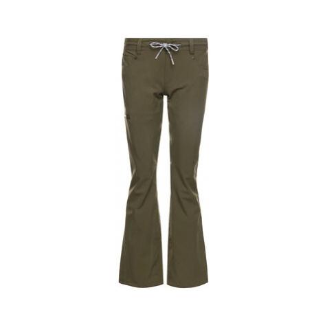 DC Snowboardové kalhoty EDJTP03022 Zelená Tailored Fit