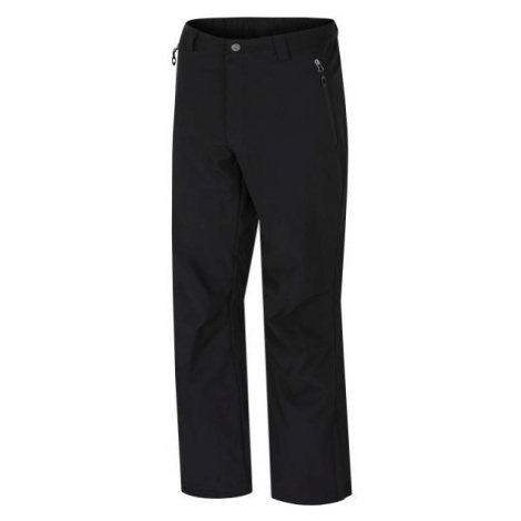 Hannah EDGARD černá - Pánské softshellové kalhoty
