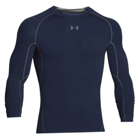 Pánské Kompresní Triko Under Armour Hg Armour Ls Midnight Navy