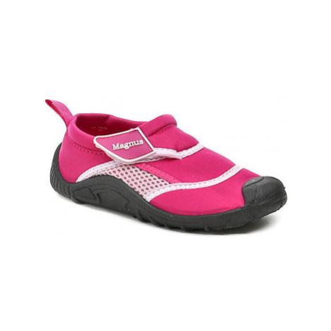 Magnus 44-0821-T6 růžová dětská obuv do vody Růžová