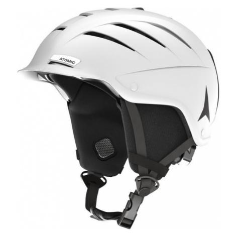 Atomic NOMAD bílá - Lyžařská helma