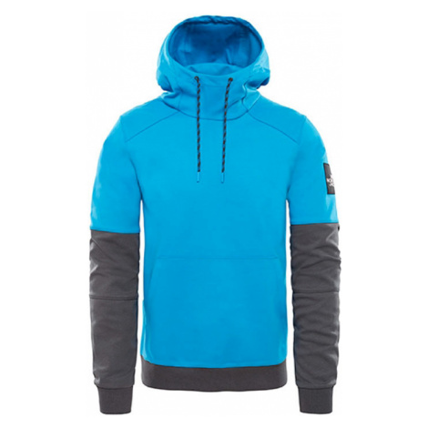 The North Face M Fine Box Hd Bomber Blue modré T93BNXF89