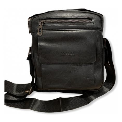 Pánská crossbody taška Fashion Black Wild