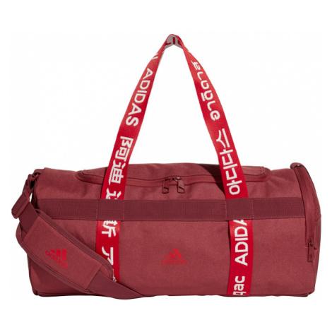 Taška adidas 4Athlets Duffel červená