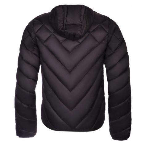 ALPINE PRO MUNSR 3 Pánská zimní bunda MJCM286990 černá