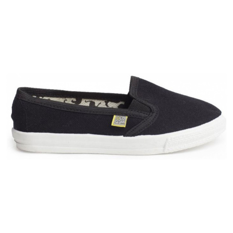 Slip-On COOPER Černé Teen Oldcom