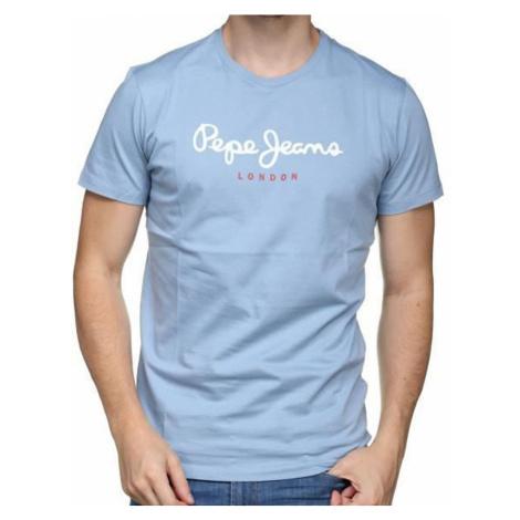 Tričko Pepe Jeans PM500465 eggo CHAMBRAY