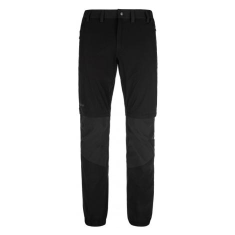 Kilpi Pánské outdoorové kalhoty Hosio černá