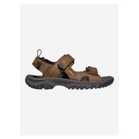 Targhee III Outdoor sandále Keen Hnědá
