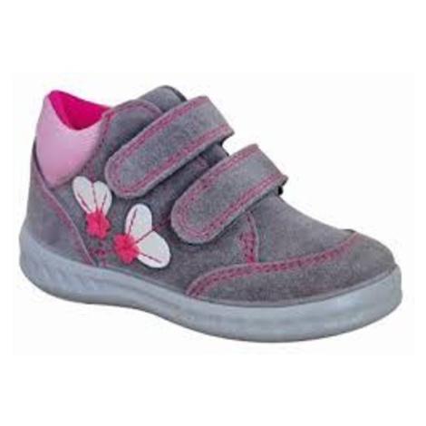 dívčí celoroční obuv RORY GREY, Protetika, šedá