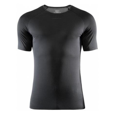 Pánské tričko CRAFT PRO Dry Nanoweight SS černá