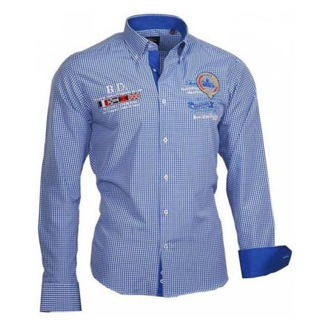 BINDER DE LUXE košile pánská 81402 dlouhý rukáv