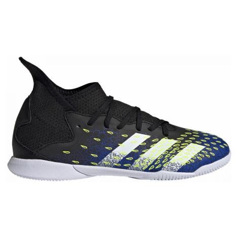Dětské sálové kopačky adidas Predator Freak.3 IN Černá / Více barev