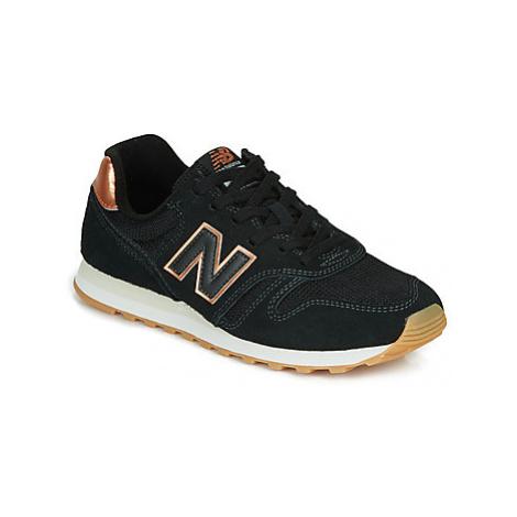 New Balance 373 Černá