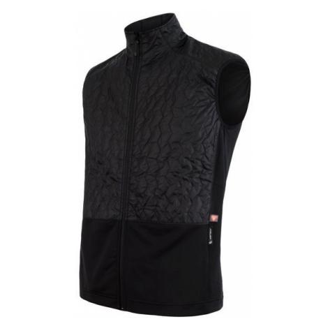 Sensor Infinity Zero Pánská vesta black