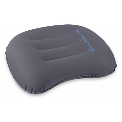 Nafukovací polštářek Lifeventure Inflatable Pillow grey