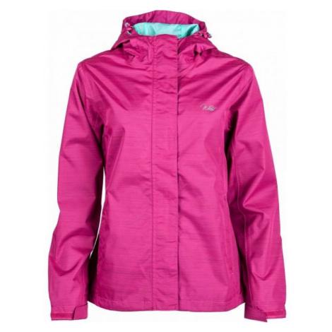 Willard EMILEE růžová - Dámská šusťáková bunda
