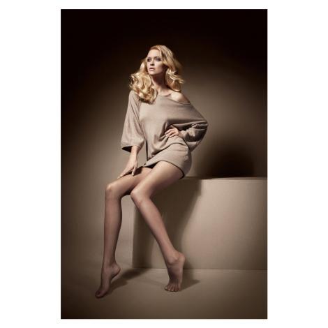 DIMENSION 15 3D dámské punčochové kalhoty - VENEZIANA šedá