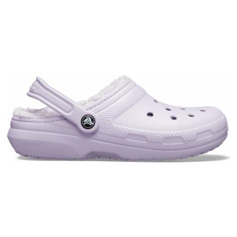 Crocs Classic Lined Clog Lavender/Lavender
