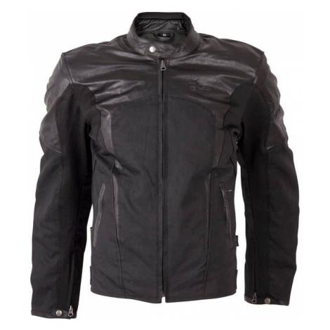 Pánská moto bunda W-TEC Taggy New Barva matně černá