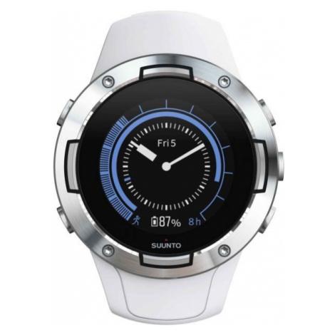 Suunto 5 bílá - Multisportovní GPS hodinky