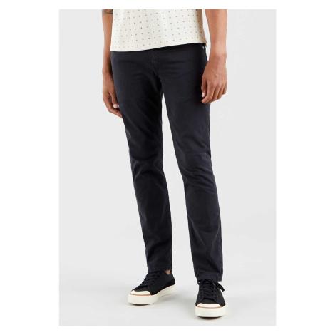 Kalhoty Levi´s® 511 Slim Caviar Sueded Sateen pánské černé