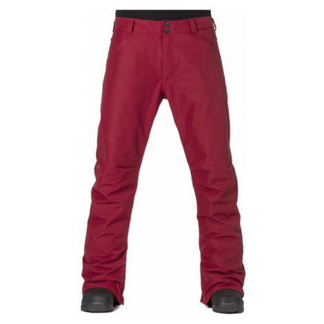 Kalhoty Horsefeathers Pinball red