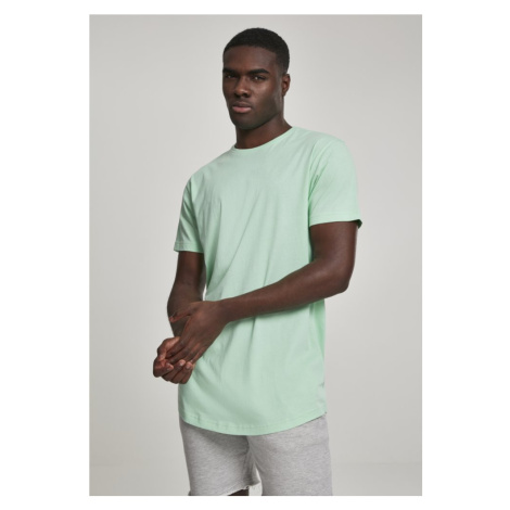 Shaped Long Tee - neomint Urban Classics