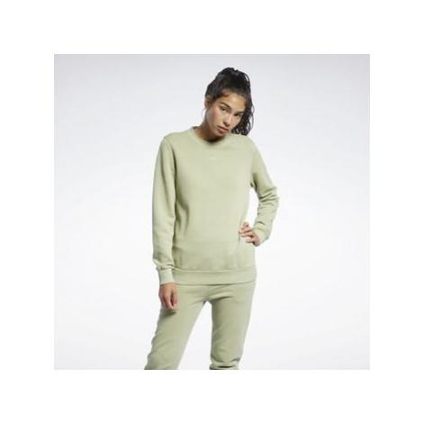 Reebok Classic Natural Dye Crew Sweatshirt Zelená