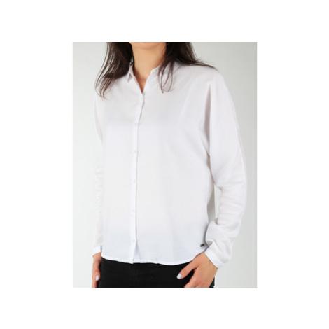 Wrangler Relaxed Shirt W5213LR12 Bílá