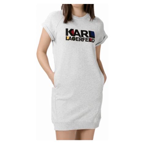 Mikinové šaty - KARL LAGERFELD | Bauhaus