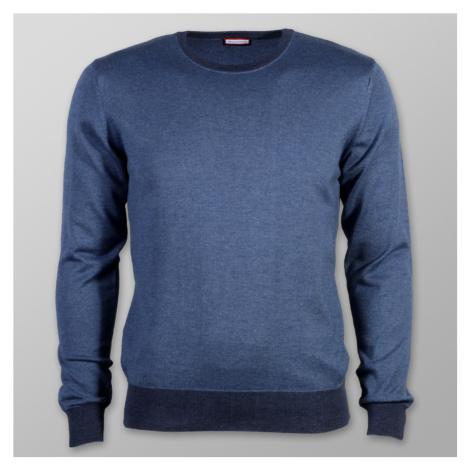 Pánský svetr Willsoor 7885 v modré barvě