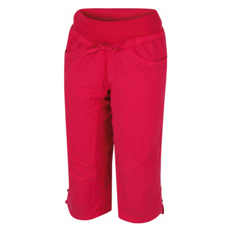HANNAH Puno II Dámské 3/4 kalhoty 117HH0114LC02 Rose red