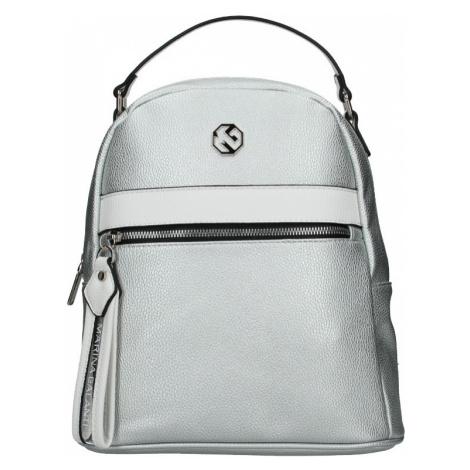 Dámský batoh Marina Galanti Zelda - stříbrná